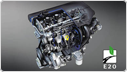 1.6L Duratec benzene engine with E20 compatibility