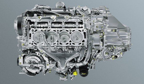2.0 litre Duratorq-DOHC Common-rial Turbo-diesel engine (TDCi)