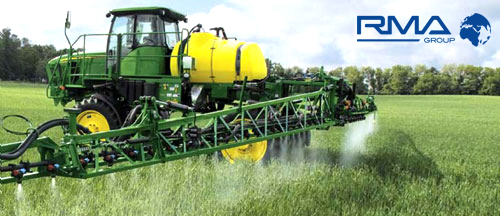 John Deere - On Field - Sprayers
